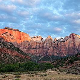 Towers of Virgin, Zion, UT