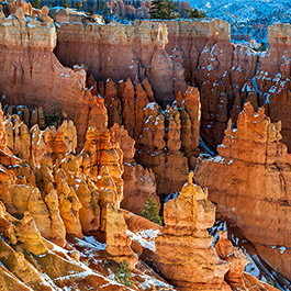Sunrise Point Hoodos, Bryce Canyon National Park, UT