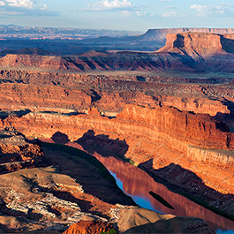 Colorado River Overlook, Dead Horse Point State Park, UT