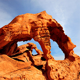 Pretzel Arch, Valley of Fire, NV
